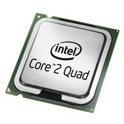 Intel Core 2 Quad Q9300 2.5 GHz LGA775 Tray